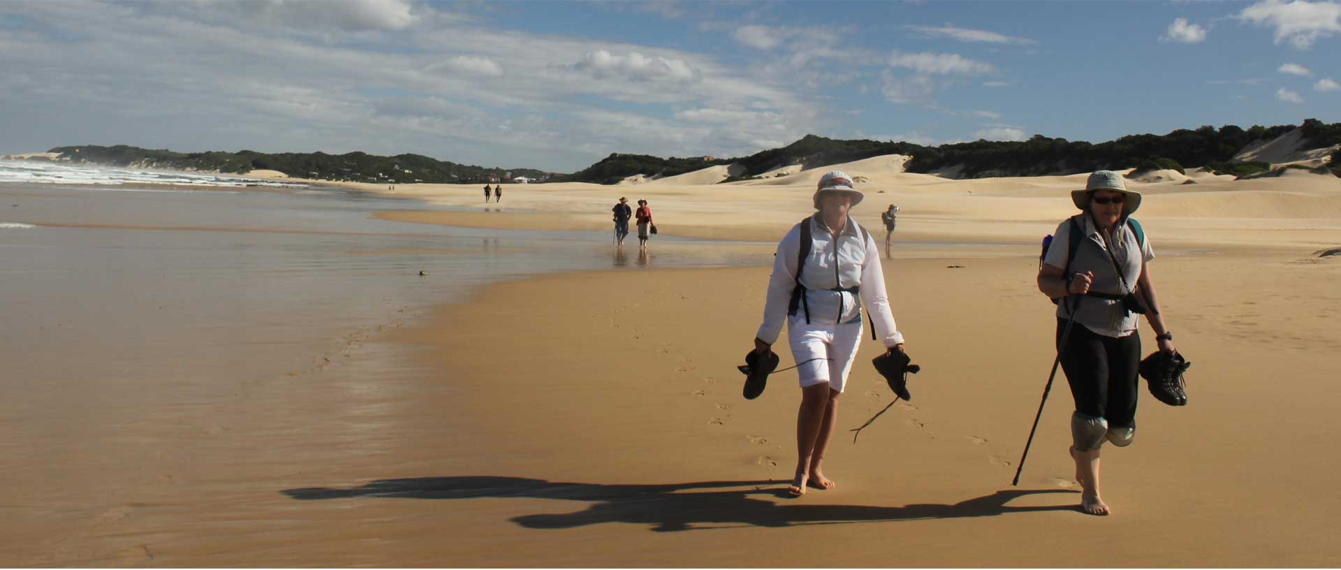 Walk from Port Alfred to Fish River.